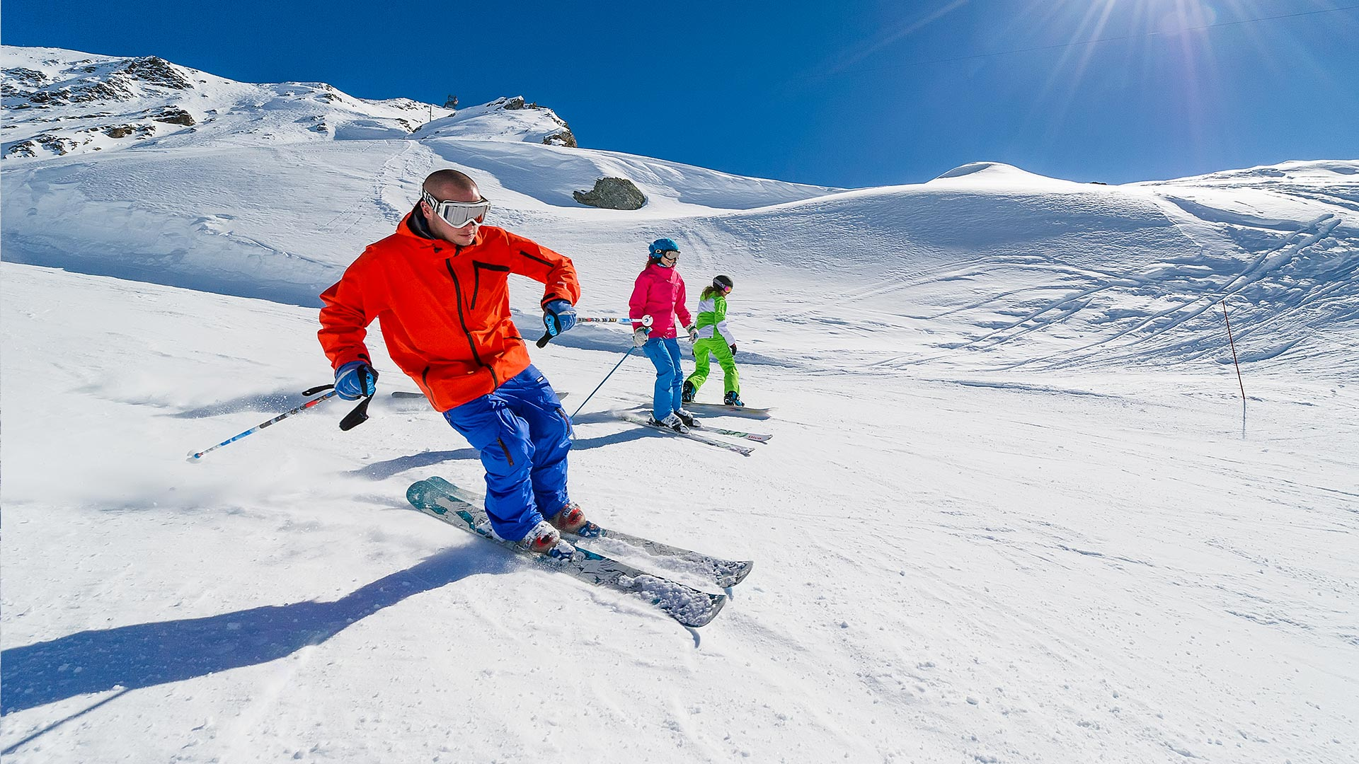 5 Reasons To Take Your Family on a Ski Holiday  Alpine